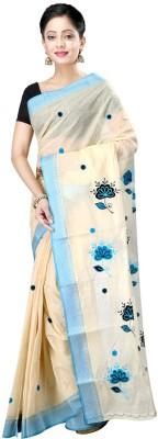 Hawai Applique Tant Cotton Sari
