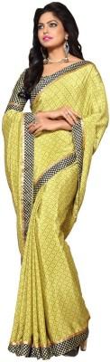 Vatsal Silk Mills Printed Fashion Satin Sari