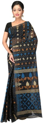 Hawai Embellished Tant Cotton Sari