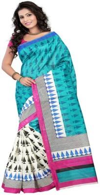 Apna Printed Bhagalpuri Art Silk Sari