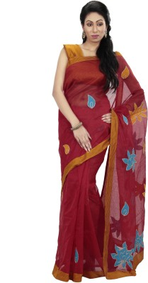 Ambition Embriodered Fashion Net Sari