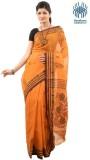 Tantuja Self Design Dhaniakhali Handloom...