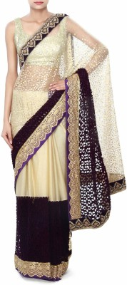 Kalki Embellished Fashion Georgette Sari