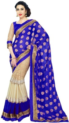 Thankar Embriodered Fashion Georgette Sari