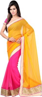 Ratnapriya Sarees Embriodered Bollywood Chiffon Sari