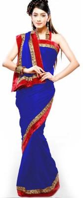 ambey shree trendz Paisley Dhaniakhali Georgette Sari