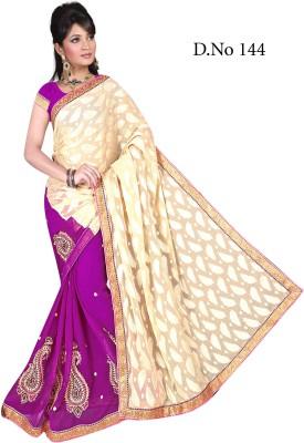 Aishwarya Embriodered Fashion Jacquard Sari