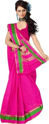 Richa Striped Fashion Kota Cotton Sari