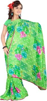 Janya Self Design Balarampuram Georgette Sari