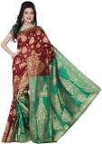 Dlines Self Design Banarasi Banarasi Sil...
