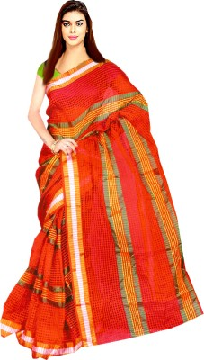 Tyra Sarees Woven Fashion Polycotton Sari