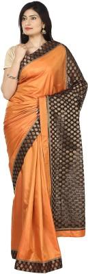 Style U Embriodered Fashion Poly Silk Sari
