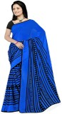 Pawan Tex Printed Fashion Satin Saree (D...