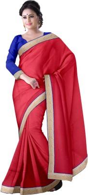 Komal Sarees Self Design Bollywood Net Sari