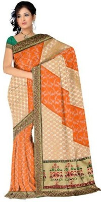 Shree Sagar Fashion Printed Fashion Art Silk Sari