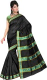 Sarees House Striped Daily Wear Cotton S...