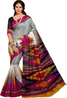 ds Solid Fashion Cotton Sari