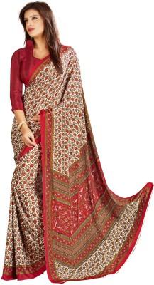 Toran Printed Daily Wear Art Silk Sari