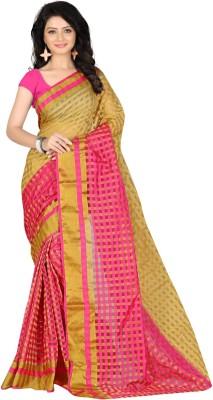 Sanju Sarees Printed Fashion Cotton Sari