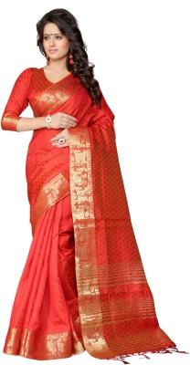 Pari Fashion Self Design Fashion Banarasi Silk Sari