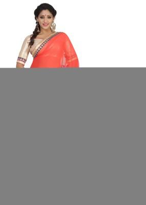 Aanya Embellished, Embriodered Fashion Georgette Sari