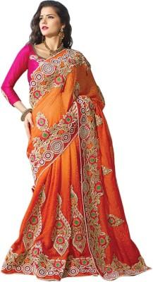 Suchi Fashion Embriodered Fashion Jacquard Sari