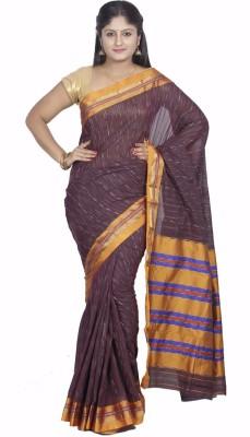 Kunal Embellished Fashion Cotton, Silk Sari