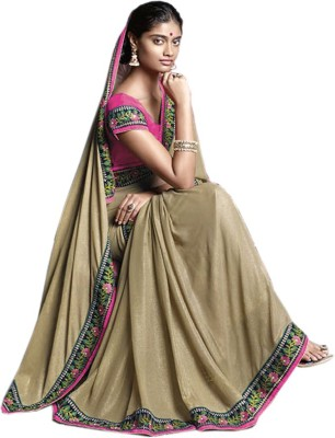 Adwaitha Embriodered Bollywood Georgette Sari