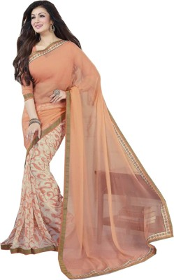 Shivanifashion Printed Bollywood Chiffon Sari