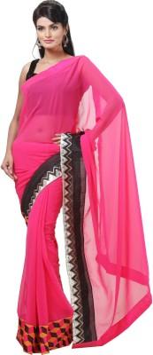 Varanga Self Design Fashion Georgette Sari