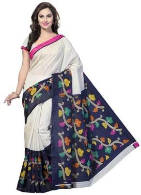 Loootlo Self Design Bhagalpuri Art Silk Sari