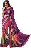 Abida Printed Fashion Georgette Sari