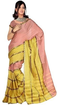 Harsh Sarees Plain Fashion Cotton Sari