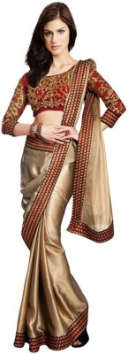 VANI FASHIONS Self Design Fashion Georgette Sari