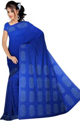 Kothari Saree Self Design Banarasi Crepe Sari