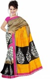 RajLaxmi Printed Fashion Cotton Slub Sar...