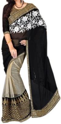Sweetlook Embriodered Bollywood Handloom Net Sari