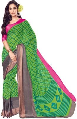 Fashionate Printed Fashion Georgette Sari