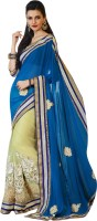 Khwaab Embriodered Fashion Net Sari