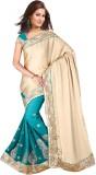 Mahadevi Embroidered Bollywood Chiffon, ...