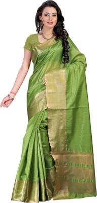 Tagbury Solid Madurai Cotton Sari