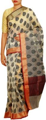 Unnati Silks Woven Banarasi Net Sari