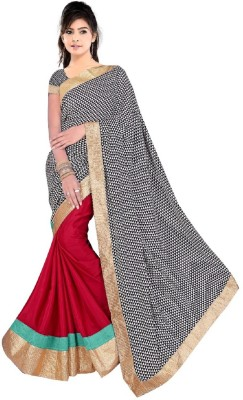 Pihu Fashion Self Design Bollywood Handloom Chiffon Sari
