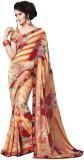 365 Labels Floral Print Fashion Georgett...
