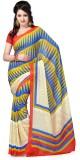 Vaamsi Striped Daily Wear Georgette Sare...