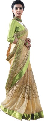 Chirag Sarees Embriodered Bollywood Georgette Sari