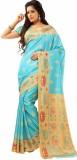 Antrapali Printed Mysore Art Silk Sari