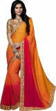 Sonal Saree Embroidered Bollywood Pure C...