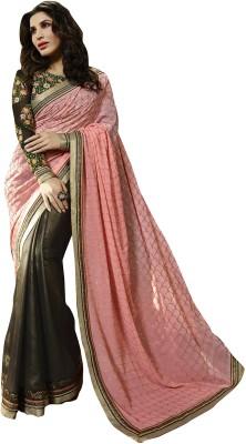 Saree Exotica Self Design Fashion Georgette Sari