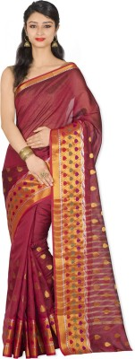 Chandrakala Woven Banarasi Art Silk Sari